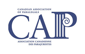 Logo - CAP - Association Canadienne des Parajuristes