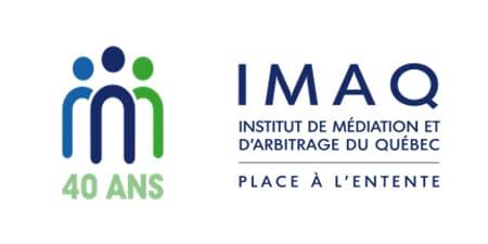 Logo - IMAQ - Institut de Médition et d'Arbitrage du Québec