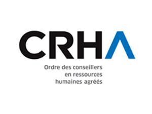 Logo - CRHA - Ordre des Conseillers en Ressources Humaines